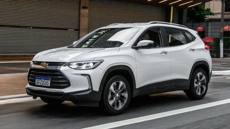 Chevrolet lança Tracker 2022 com Android Auto e Apple CarPlay sem fio