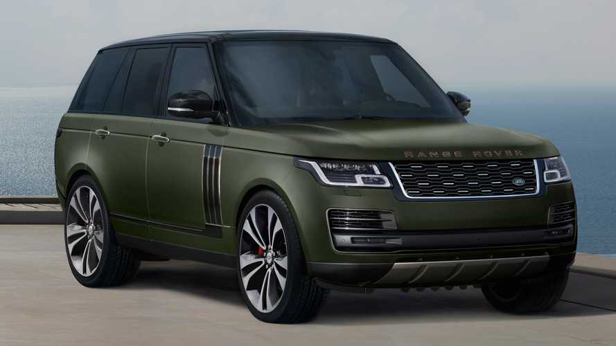 Range Rover SVAutobiography Ultimate Editions offer pinnacle of luxury