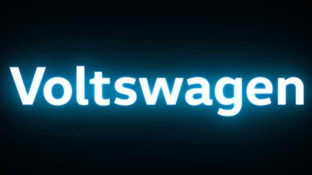 Voltswagen Logosu