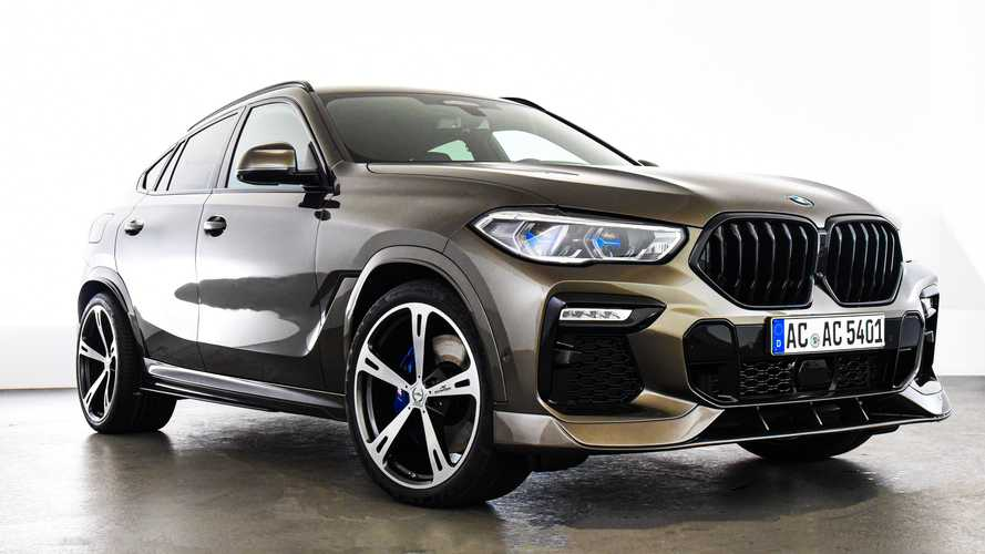 BMW X6 G06 by AC Schnitzer