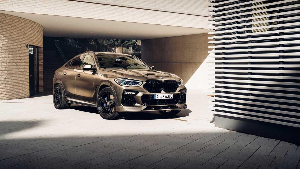 Tuning: BMW X6 von AC Schnitzer
