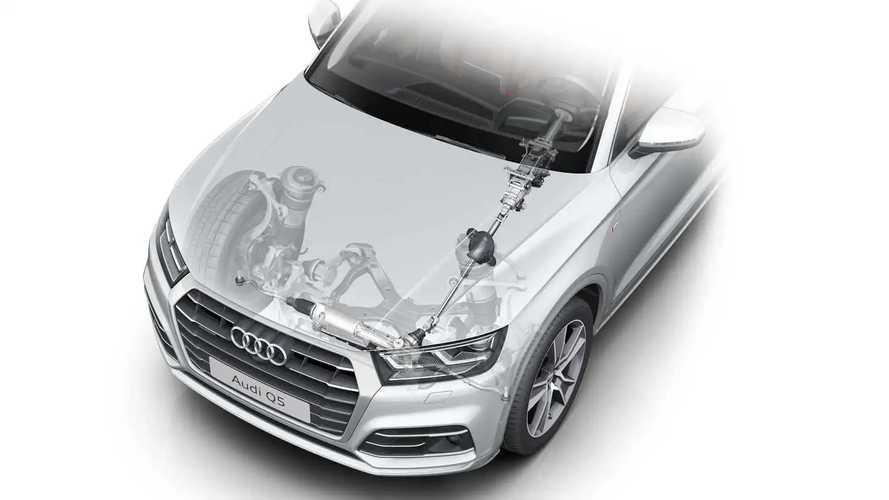 Audi, l'evoluzione dello sterzo