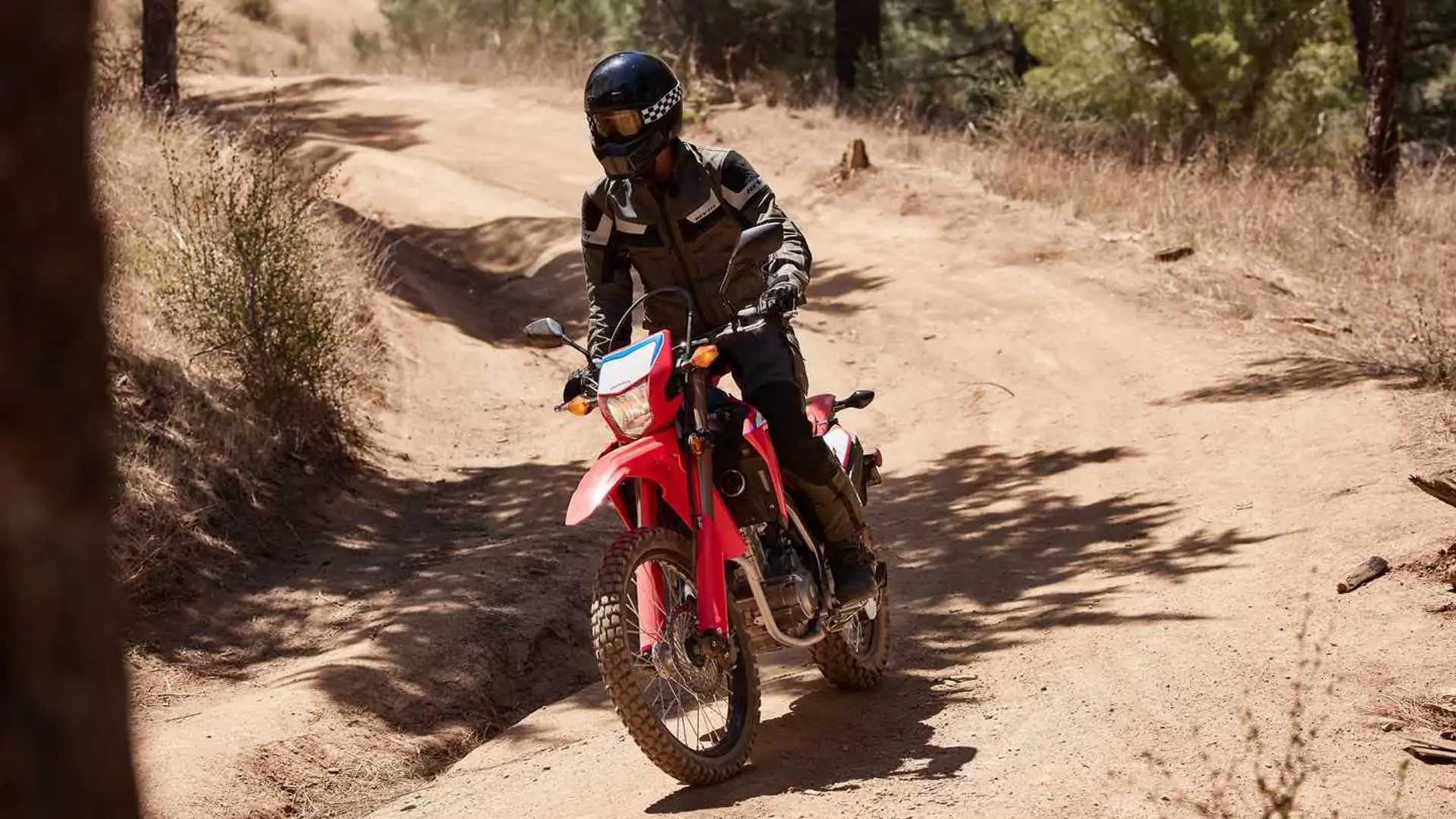 2021 Honda CRF300L - Downhill