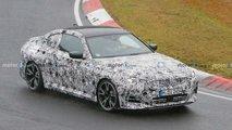BMW 2er Coupé (G42) verliert auf neuen Fotos an Tarnung