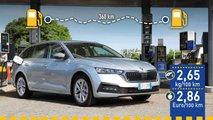 Tatsächlicher Verbrauch: Skoda Octavia mit Erdgasantrieb im Test