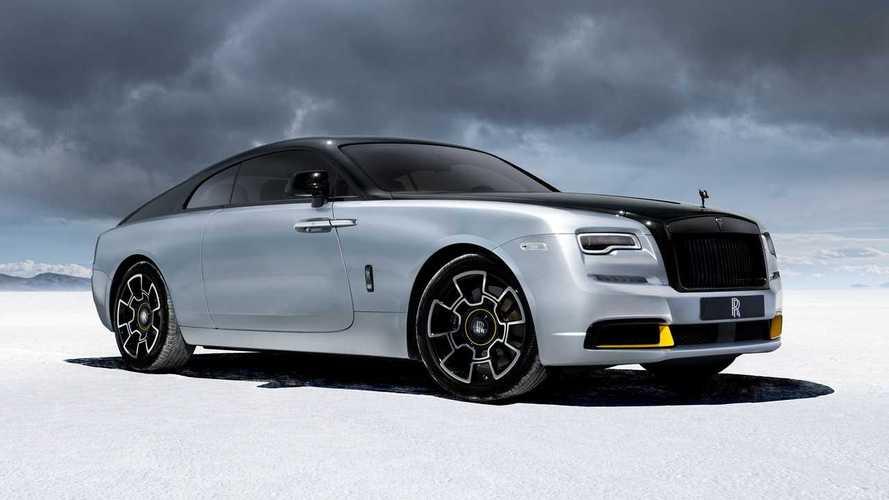 Rolls-Royce Wraith и Dawn в исполнении Landspeed