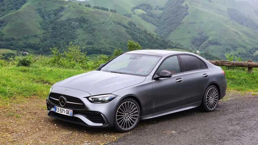 Essai Mercedes-Benz Classe C (2021)