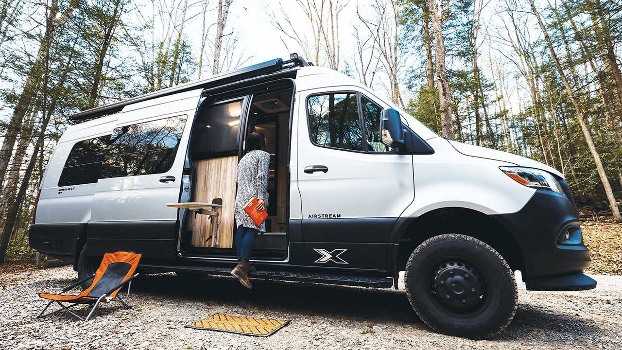 Interstate 24X is Airstream's new adventure camper