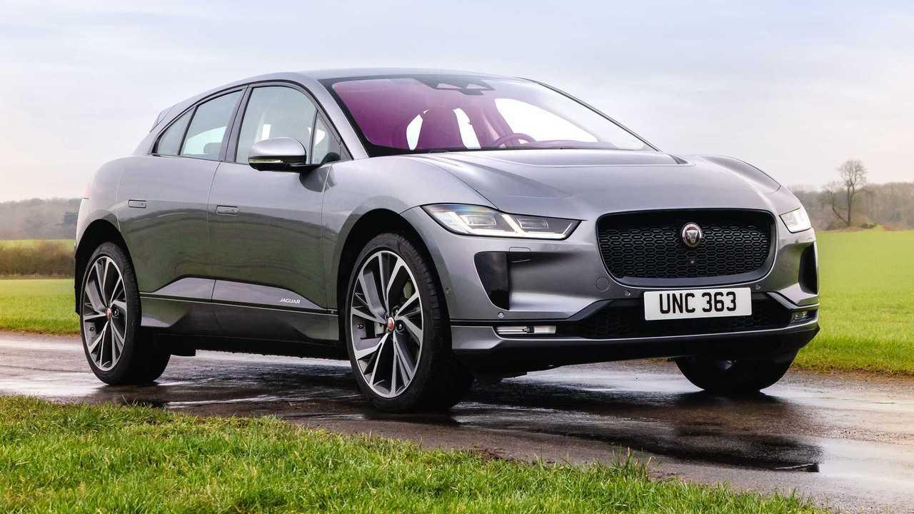 Jaguar I-Pace debut dengan teknologi terbaru.