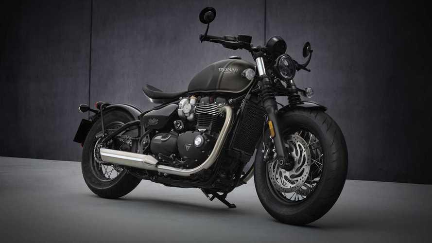 Triumph actualiza la familia Bonneville para 2021