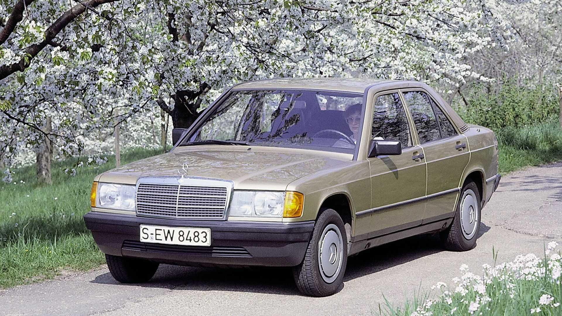Mercedes 190 (1982-1993): Der Großvater der C-Klasse - Motor1 Deutschland