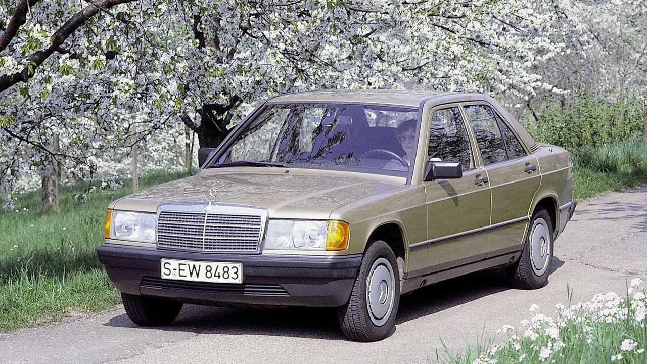 Mercedes 190 (1982-1993) im großen Modell-Rückblick