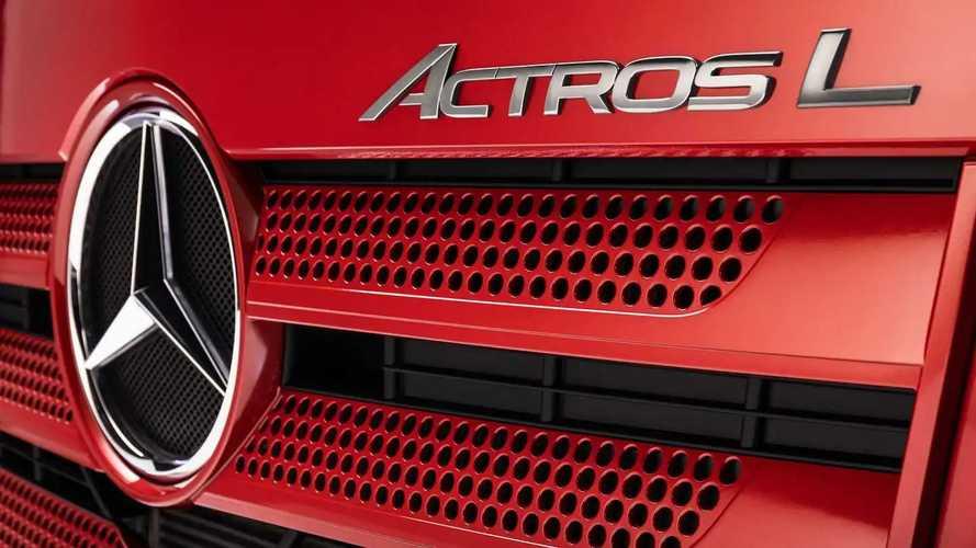 Mercedes-Benz Trucks Actros L