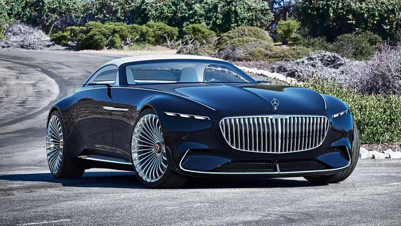 Vision 6 Mercedes-Maybach Cabriolet