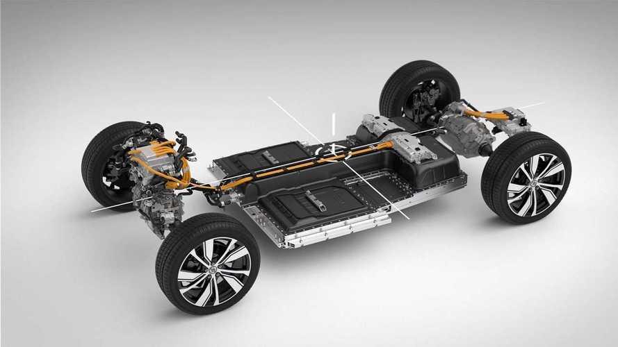Volvo XC40 Pure Electric (Technik)