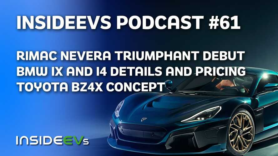 Rimac Nevera Debuts, We Get BMW i4 And iX Details And US Pricing