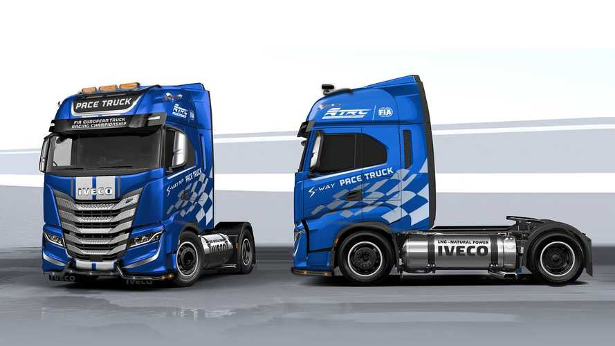 Iveco S-WAY NP Pace Truck (2021): Sauberer Laster