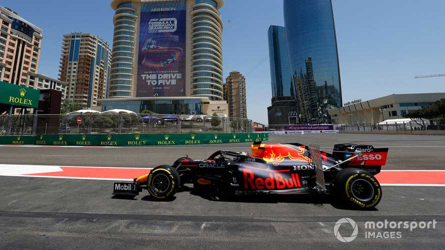 Sergio Perez says he 'finally understands' Red Bull's F1 car