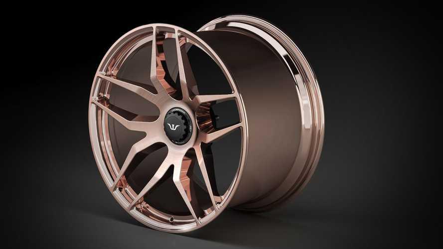 Mercedes-AMG GT Black Series 'Underdock' Centre-Locking Wheels