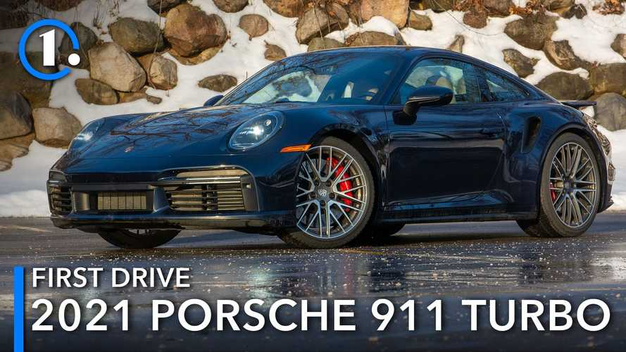 2021 Porsche 911 Turbo First Drive Review: Laughing In The Face Of Winter