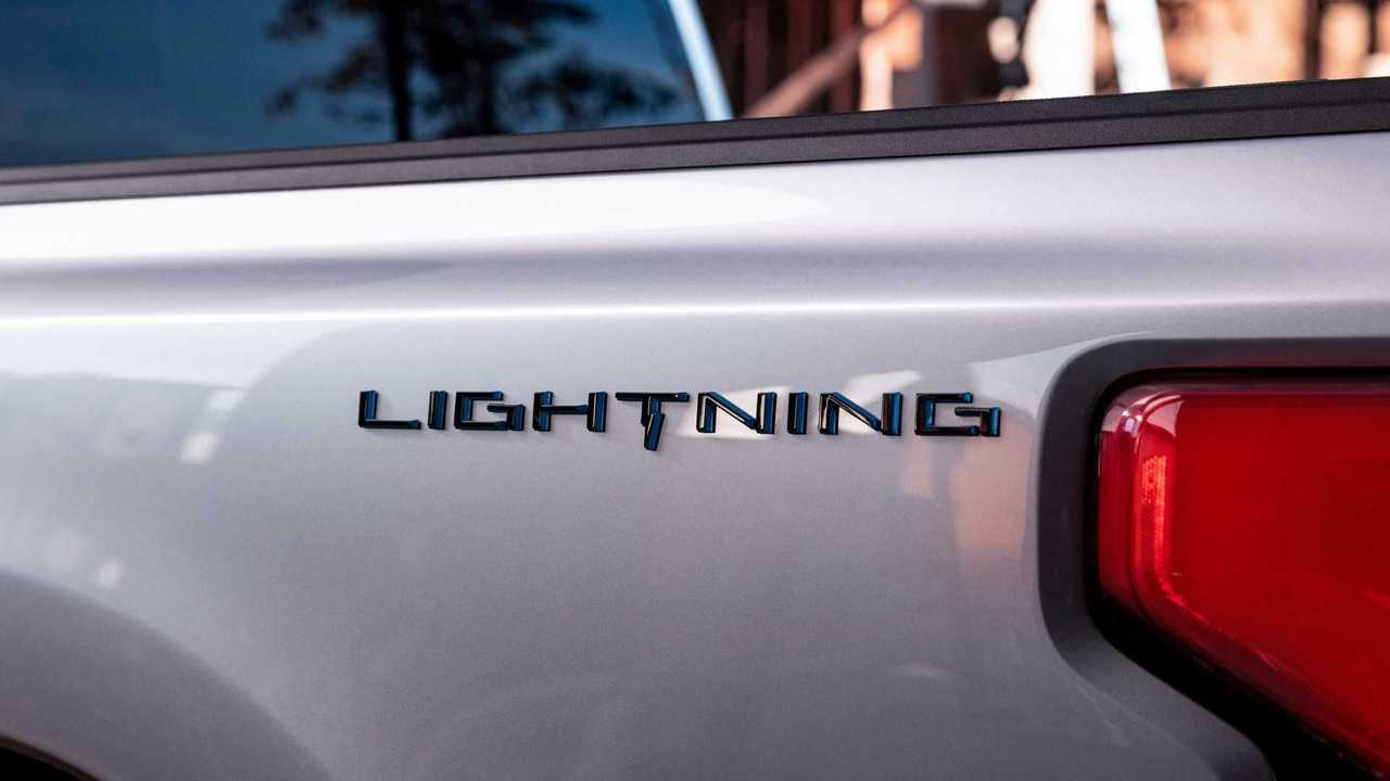 Ford F-150 Lightning - picape eletrica