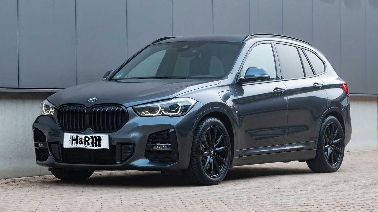 H&R präsentiert Sportfedern für den BMW X1
