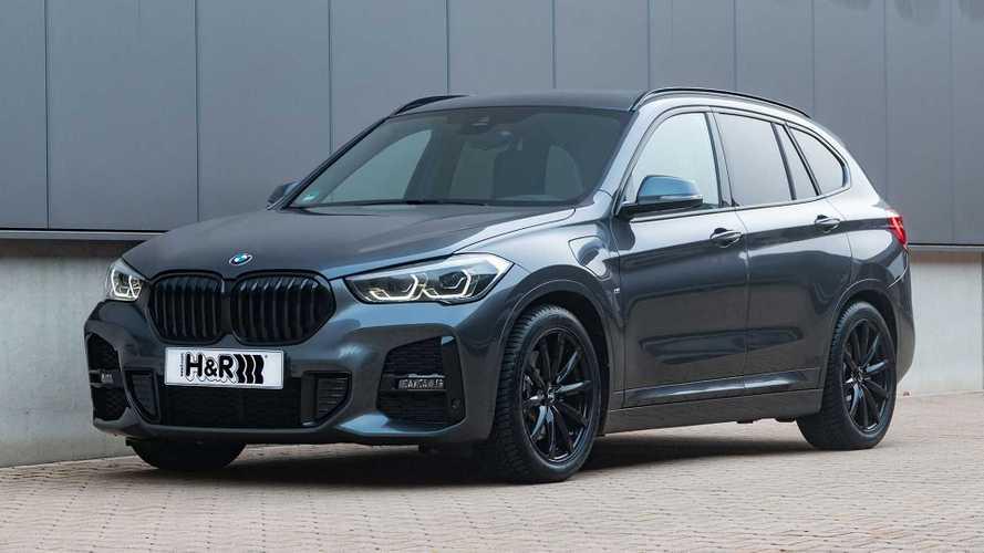 H&R-Sportfedern: Tieferlegung für den BMW X1