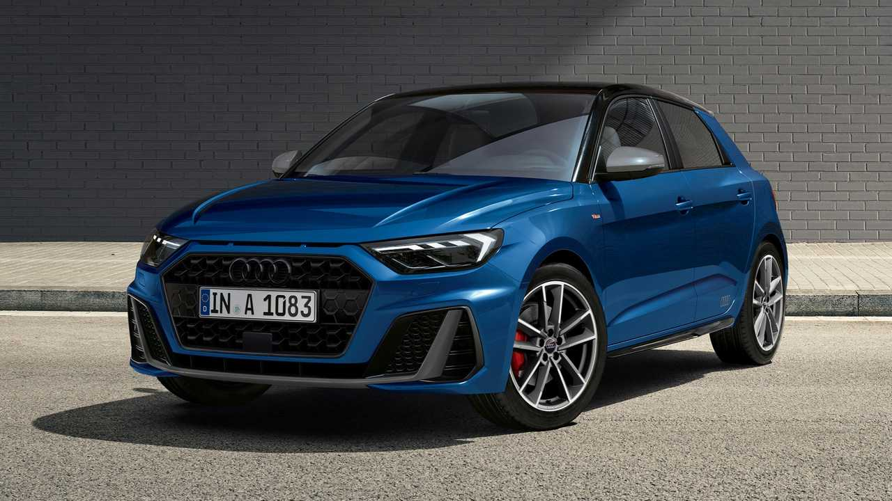 Der Audi A1 40 TFSI des Modelljahrs 2021