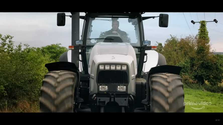 Clarkson's farm teaser video looks like Top Gear with lots of sheep