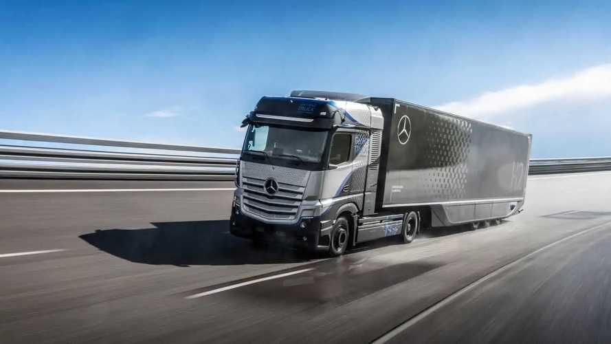 Daimler Trucks GenH2 Truck prototipo (2021)