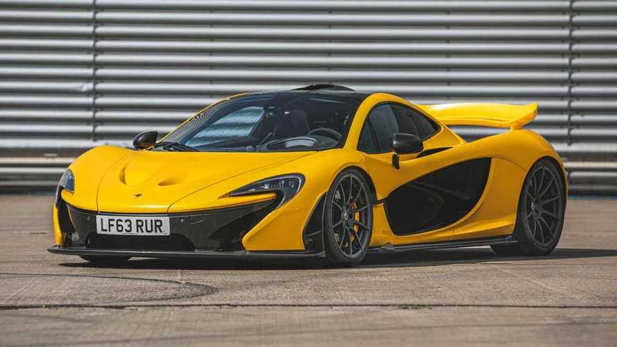 McLaren P1 Produksi Pertama Ini Masuk Bursa Lelang, Eksklusif!