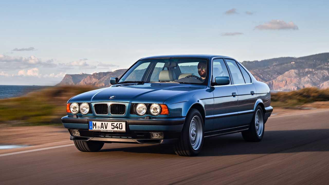 BMW Serie 5 E34 (1988-1996)