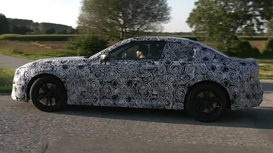2022 BMW 2 Series Coupe Spy Video Shows Cornucopia Of Prototypes