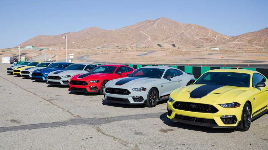 2021 Ford Mustang Mach 1: First Drive