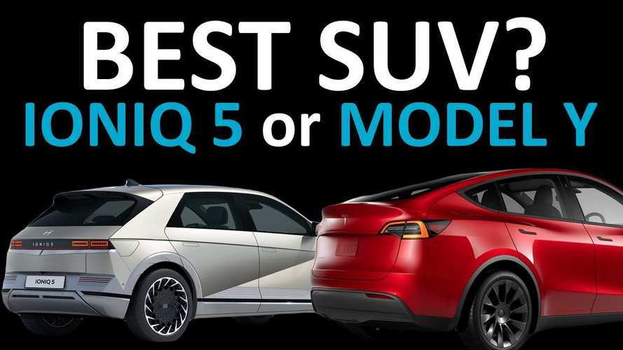 Hyundai Ioniq 5 Vs Tesla Model Y: Which Is The Best Electric Crossover?