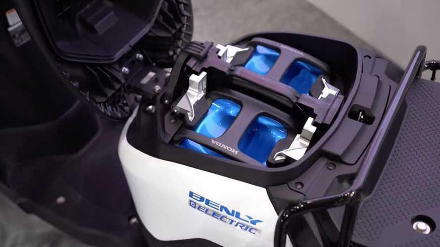 Honda, KTM, Piaggio e Yamaha insieme per le batterie intercambiabili