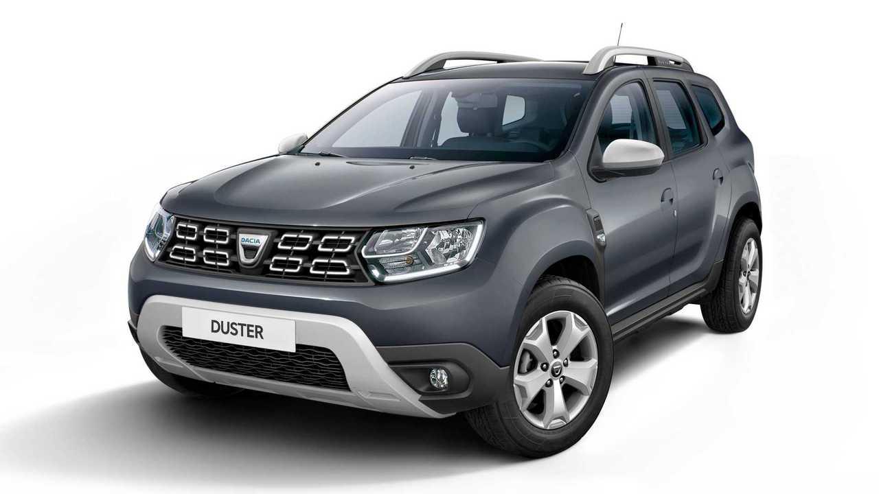 Den Dacia Duster gibt es als günstiges Sondermodell