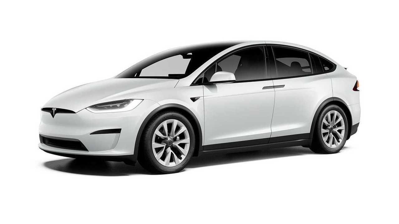 2021 Tesla Model X – Starting At $89,990
