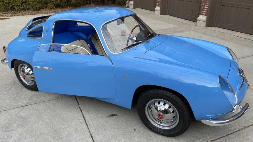 Fiat-Abarth Record Monza Zagato
