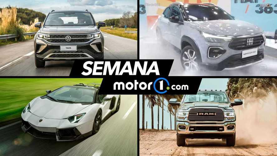 Semana Motor1.com: Ram 2500 Rodeo, Progetto 363, Taos e mais