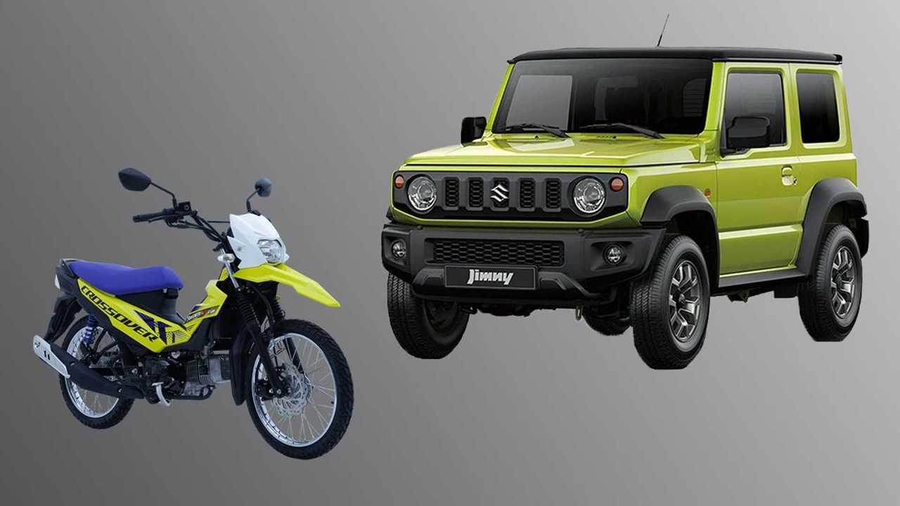 Buy A Suzuki Raider J And Stand The Chance To Win A Suzuki Jimny