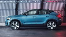 volvo c40 recharge 2021coupe suv