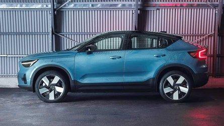 Volvo C40 Recharge (2021): Die Coupé-SUV-Version des XC40
