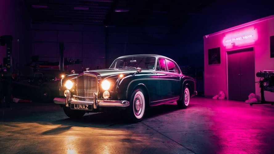 Cette Bentley Continental de 1961 est 100% électrique