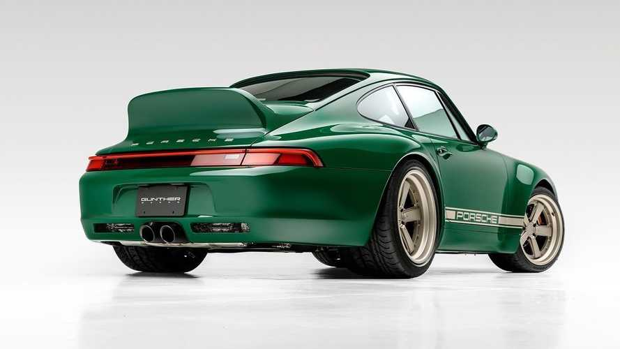Gunther Werks Porsche 911 Irish Green Commission