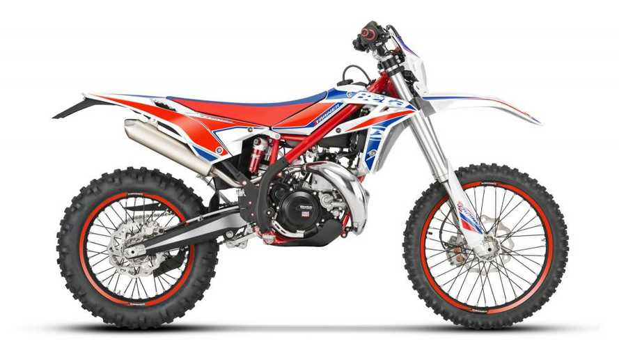Beta Updates XTrainer 250 and 300 Two-Stroke Trail Bikes For 2022