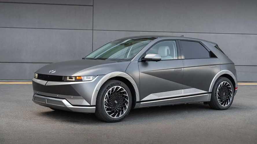 2022 Hyundai Ioniq 5 (US)