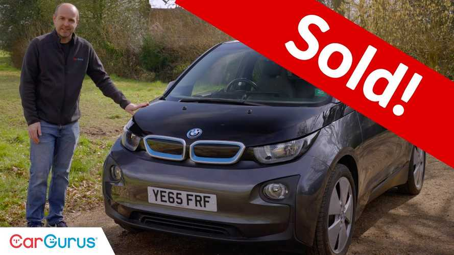 British automotive journalist is selling his BMW i3: Here's why