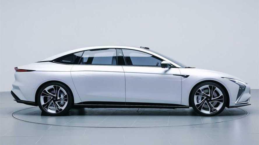 Zhiji L7: Chinesische Elektro-Limousine mit 1.000 km Reichweite