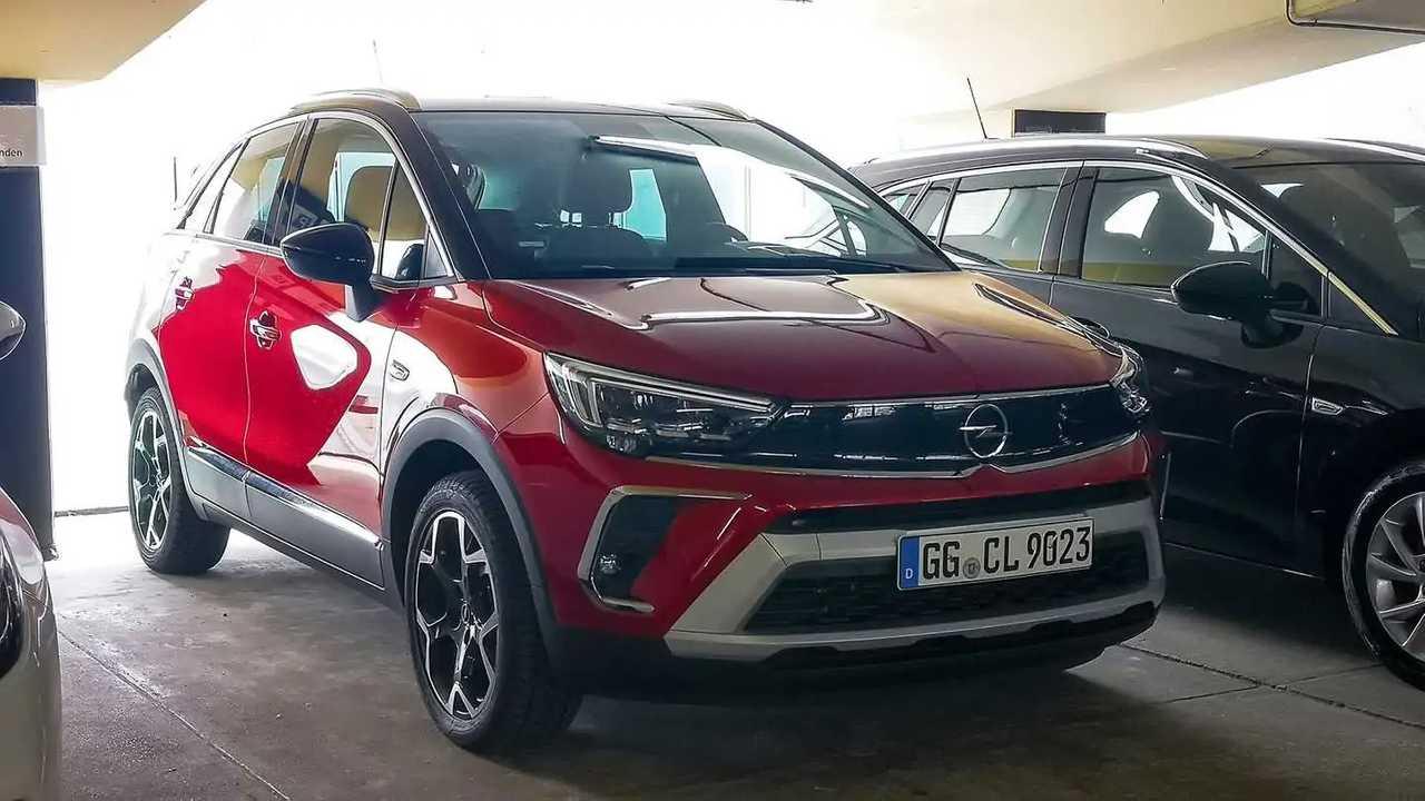 Opel Crossland 1.2 DI Turbo (2021) im Dauertest, Teil 1